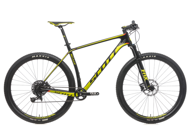 Scott Scale 930 X-Large Bike - 2018 drive side