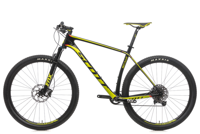 Scott Scale 930 X-Large Bike - 2018 non-drive side