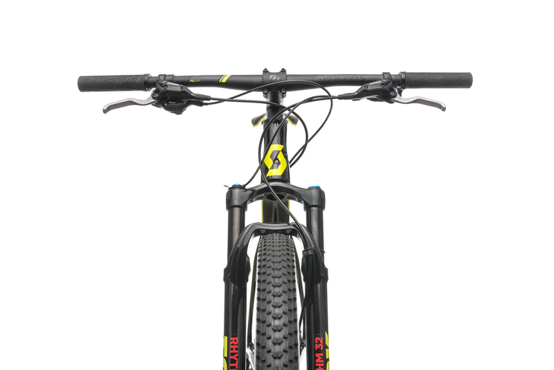 Scott Scale 930 X-Large Bike - 2018 cockpit
