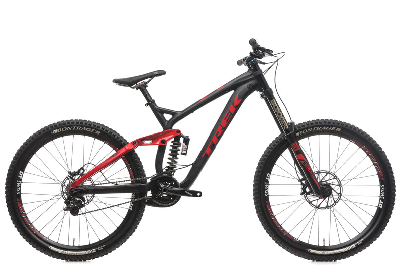 Trek Session 8 DH 27.5 Large Bike - 2016 drive side