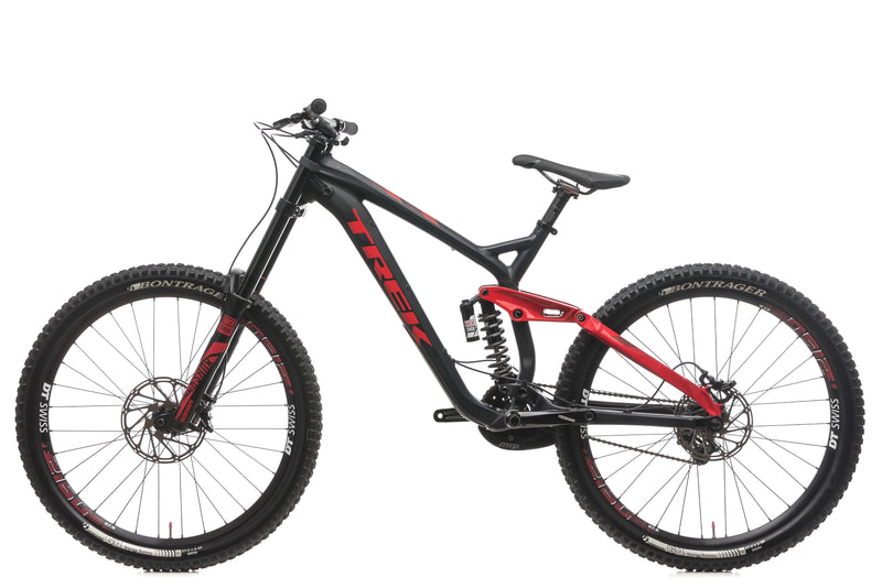 Trek Session 8 DH 27.5 Large Bike - 2016 non-drive side