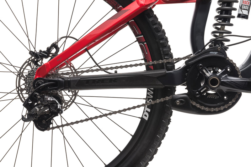 Trek Session 8 DH 27.5 Large Bike - 2016 drivetrain