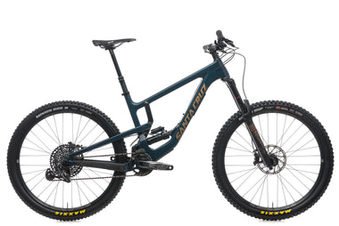 Santa Cruz Nomad 4 C Medium Bike - 2018