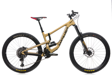 Santa Cruz Nomad C S Small Bike - 2018