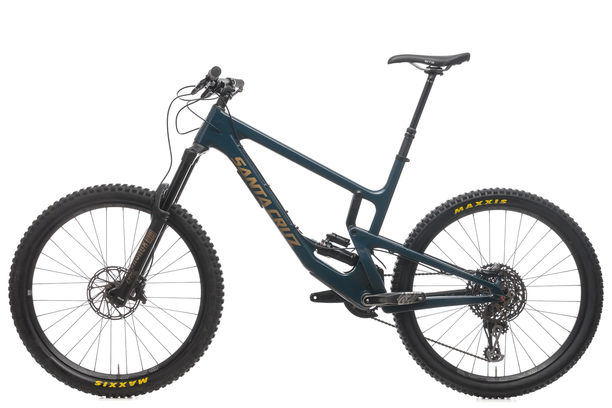 Santa Cruz Nomad C X-Large Bike - 2018
