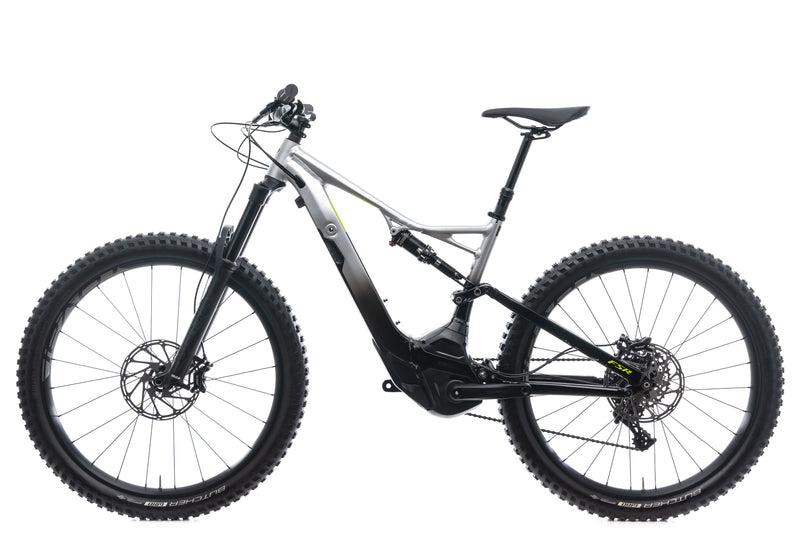Specialized Turbo Levo FSR Comp 6Fattie 27.5 Medium Mens Bike - 2018 non-drive side