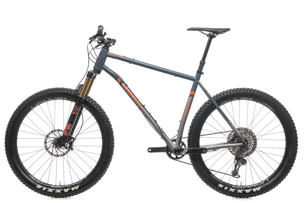 Niner SIR 9 5-Star 27.5+ X-Large Bike - 2017 non-drive side