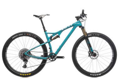 Yeti ASR Turq XO1 Eagle Medium Bike - 2017