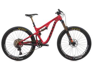 Pivot Mach 5.5 Medium Bike - 2018