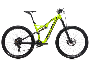 Specialized Stumpjumper FSR Expert Carbon Evo 650b Medium Bike - 2015