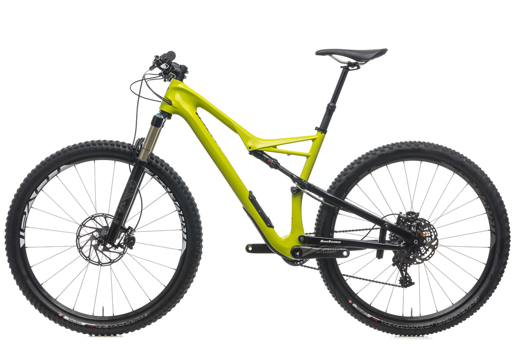 Specialized Camber Expert Carbon 29 Large Bike - 2016 non-drive side
