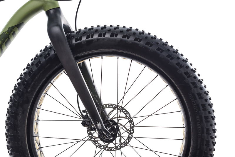 Specialized Fatboy Large Bike - 2015 front wheel