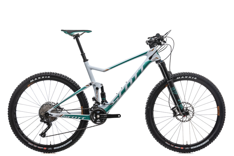 Scott Contessa Spark 700 Womens Mountain Bike - 2017, Large drive side