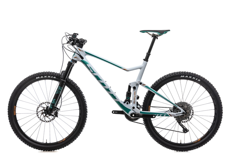 Scott Contessa Spark 700 Womens Mountain Bike - 2017, Large non-drive side