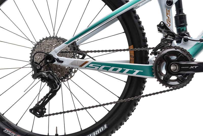 Scott Contessa Spark 700 Womens Mountain Bike - 2017, Large drivetrain