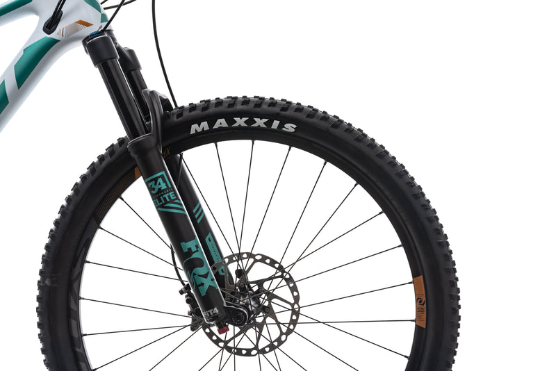 Scott Contessa Spark 700 Womens Mountain Bike - 2017, Large cockpit