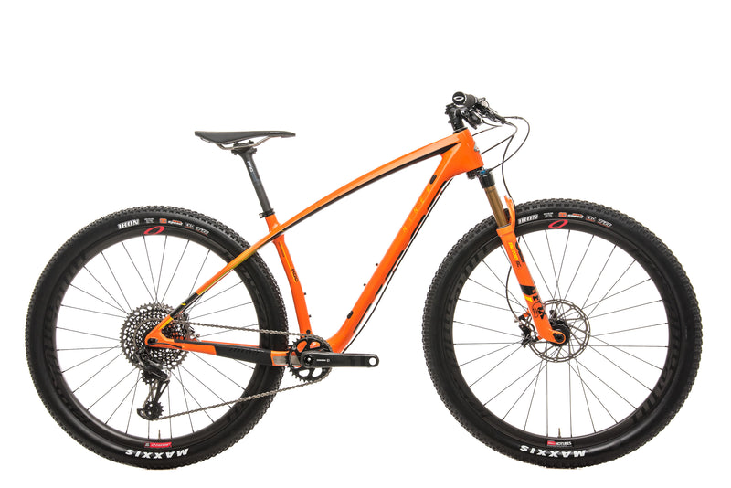 Niner Air 9 RDO 5-Star Mountain Bike - 2018, Medium drive side