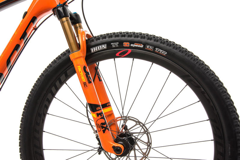 Niner Air 9 RDO 5-Star Mountain Bike - 2018, Medium front wheel