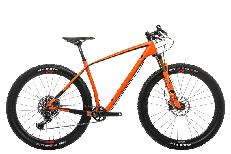 Niner Air 9 RDO 5 Star Mountain Bike - 2018, Large drive side