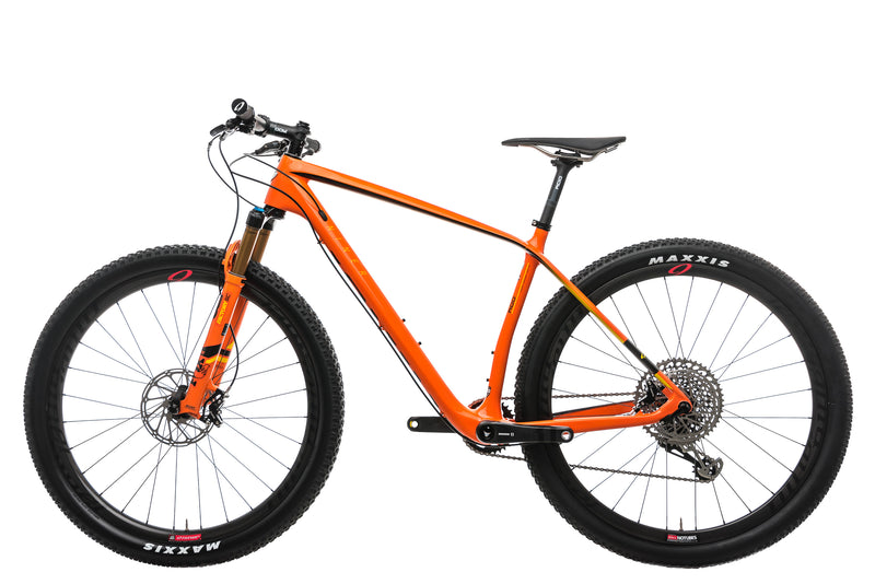 Niner Air 9 RDO 5 Star Mountain Bike - 2018, Large non-drive side