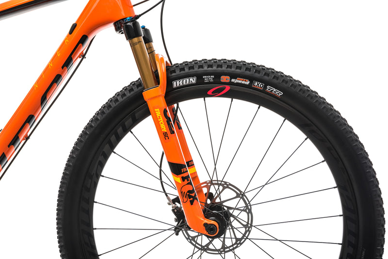 Niner Air 9 RDO 5 Star Mountain Bike - 2018, Large front wheel