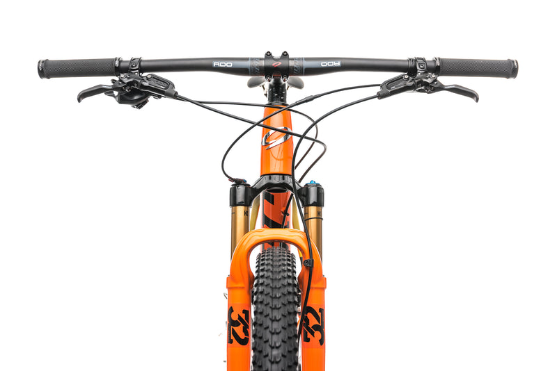 Niner Air 9 RDO 5 Star Mountain Bike - 2018, Large cockpit