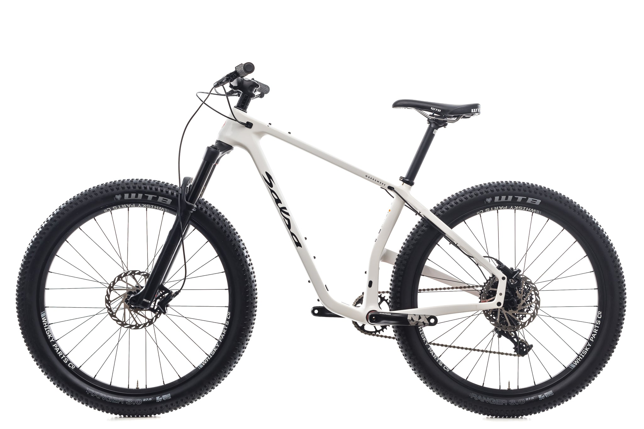 Salsa Woodsmoke Medium Bike - 2016