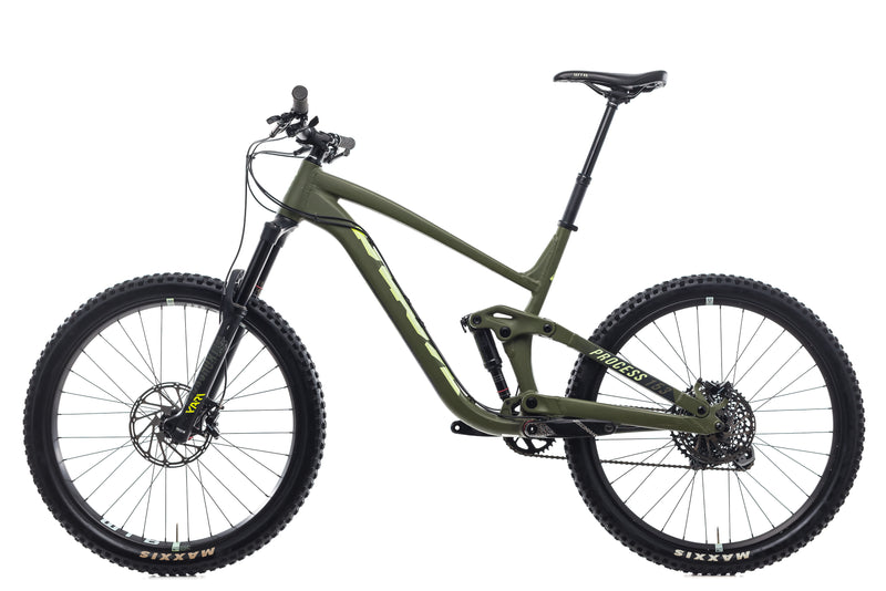 Kona Process 153 AL/DL X-Large Bike - 2018 non-drive side