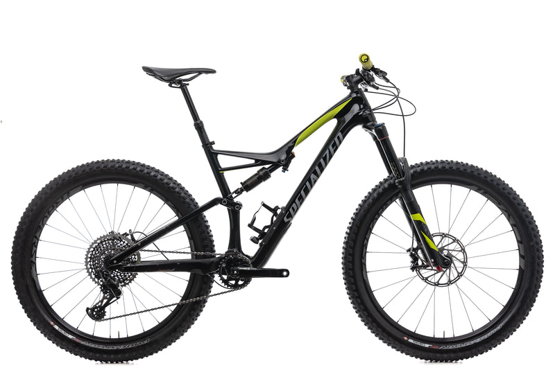 Specialized Camber Comp 29 Large Bike - 2014 drive side