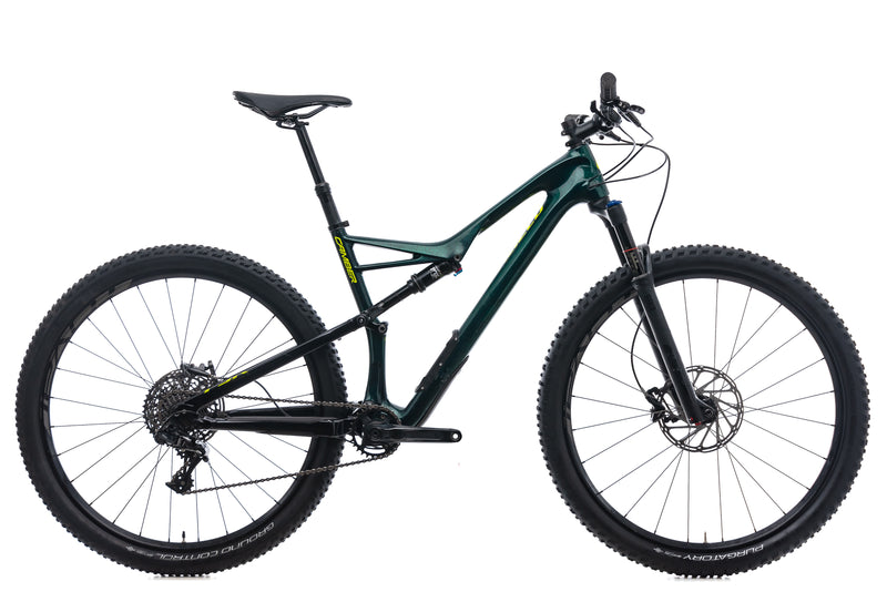 Specialized Camber Comp Large Mens Bike - 2018 drive side