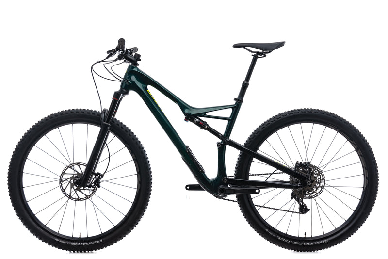 Specialized Camber Comp Large Mens Bike - 2018 non-drive side
