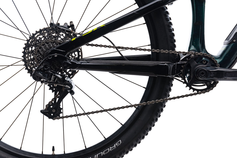 Specialized Camber Comp Large Mens Bike - 2018 drivetrain