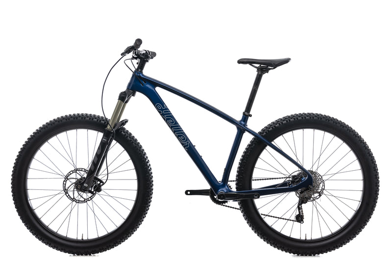Heller Shagamaw Medium Bike - 2016 non-drive side