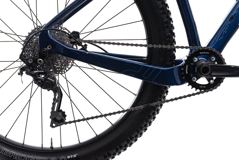 Heller Shagamaw Medium Bike - 2016 drivetrain