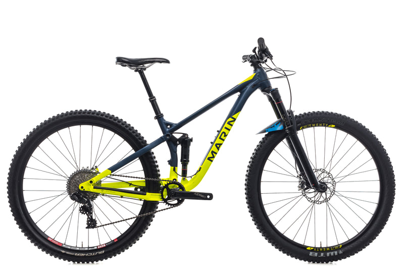 Marin Rift Zone 2 Small Bike - 2019 drive side
