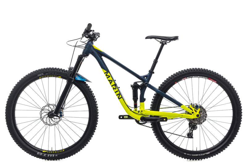 Marin Rift Zone 2 Small Bike - 2019 non-drive side