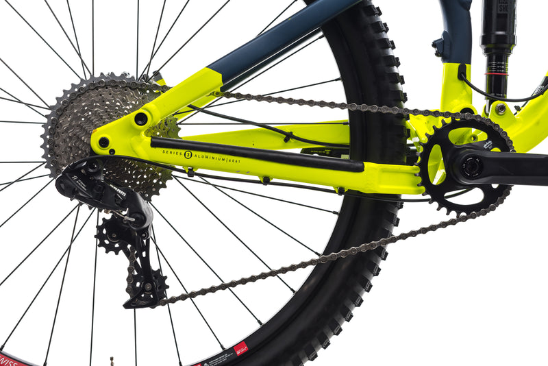 Marin Rift Zone 2 Small Bike - 2019 drivetrain