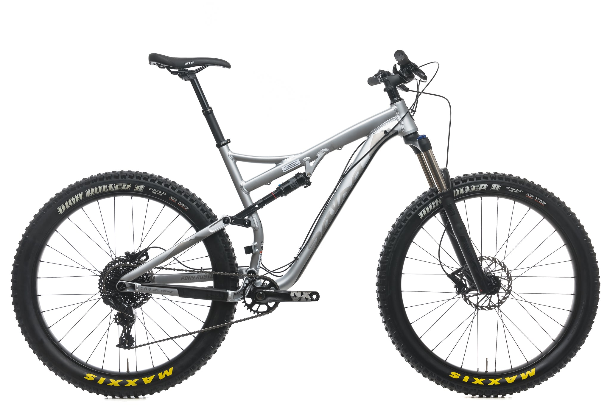 Salsa Pony Rustler NX1 Large Bike - 2018