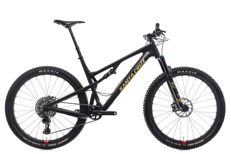 Santa Cruz Tallboy CC XX-Large Bike - 2018 drive side