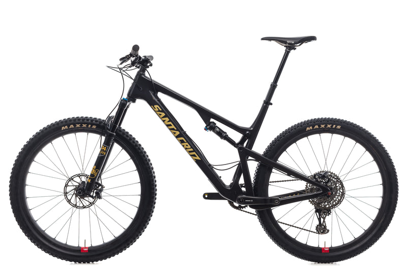 Santa Cruz Tallboy CC XX-Large Bike - 2018 non-drive side