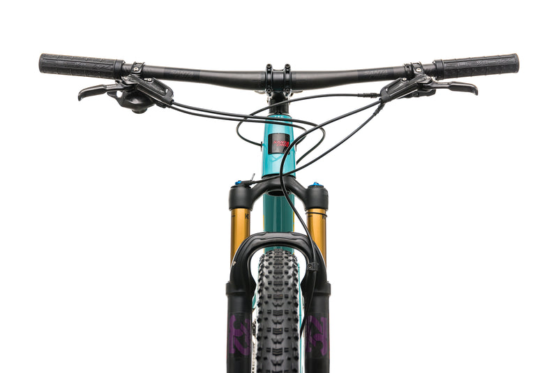 Santa Cruz Blur CC Mountain Bike - 2018, Medium crank