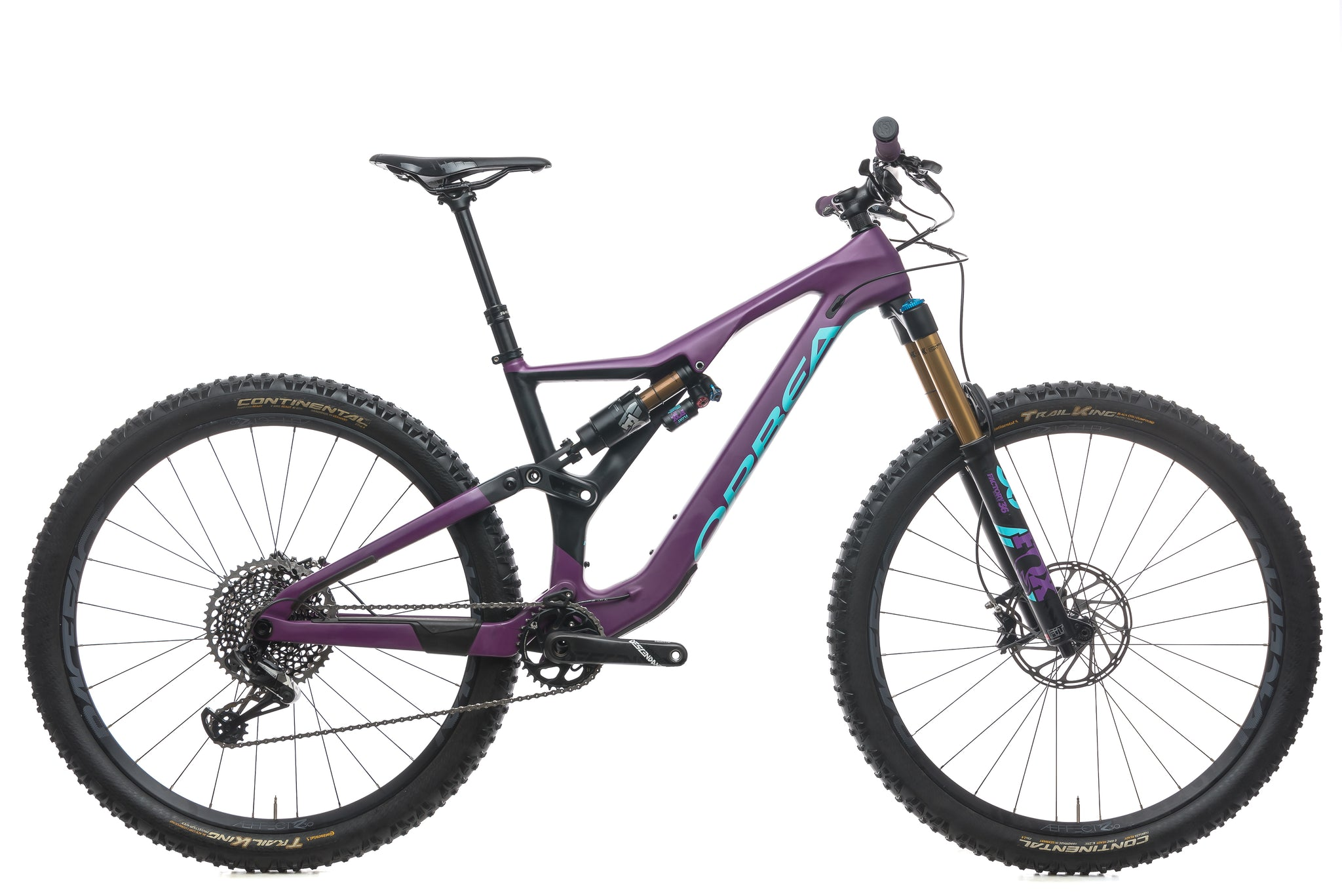 Orbea Rallon M-Team Large Bike - 2018