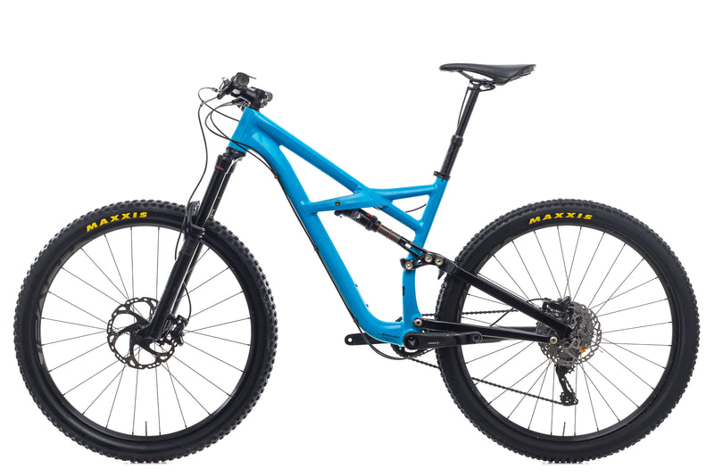Specialized Enduro FSR Comp 29 Large Bike - 2015 non-drive side