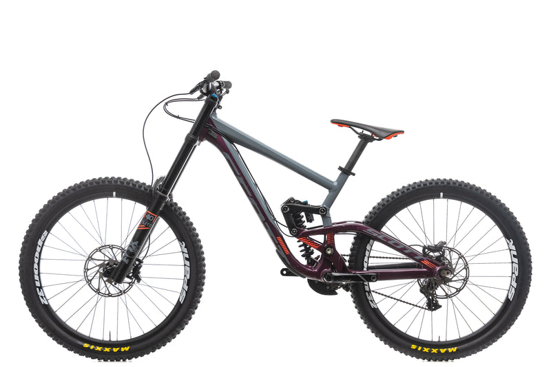 Scott Gambler 720 Mountain Bike - 2018,  Large non-drive side