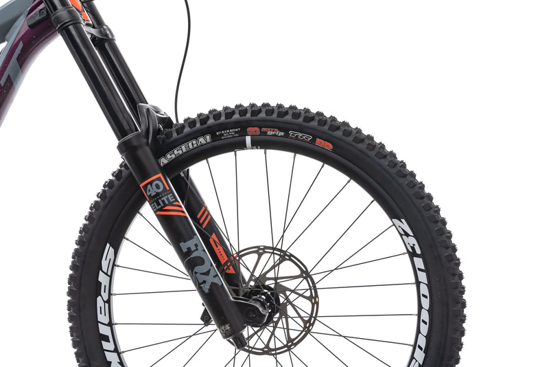 Scott Gambler 720 Mountain Bike - 2018,  Large cockpit