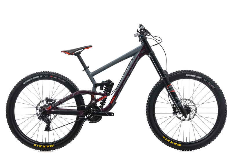 Scott Gambler 720 Medium Bike - 2018 drive side