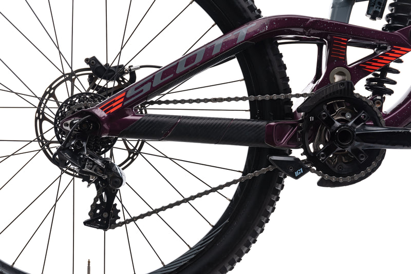 Scott Gambler 720 Medium Bike - 2018 drivetrain