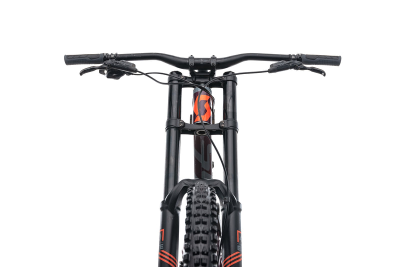 Scott Gambler 720 Medium Bike - 2018 crank