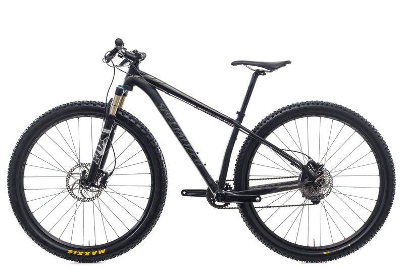 "Specialized Stumpjumper EVO 29 15.5"" Bike - 2014 non-drive side"