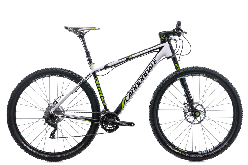 Cannondale F29 Carbon 3 Large Bike - 2013 drive side